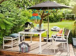 modern outdoor table and chairs outdoor garden furniture ikea
