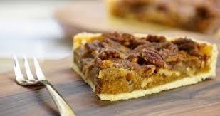 hervé cuisine quiche tarte aux noix de pécan spécial thanksgiving