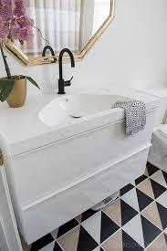 Godmorgon Vanity Master Bathroom Updates Cuckoo4design