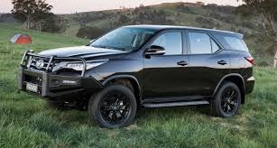 fortuner specs toyota fortuner gets detailed in australian specs image 394577