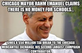 No School Tomorrow Meme - chicago school closings sparks emanuel meme nbc chicago