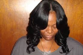 ponytail weave hairstyles women medium haircut