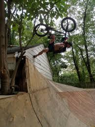 Bmx Backyard Dirt Jumps Trailsrule Com Memphis Bmx
