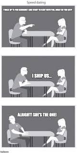 Ecard Meme Maker - speed dating imgflip