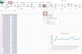 Graph Spreadsheet How To Forecast Database Disk Capacity If You Don U0027t Have A