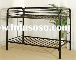 bedroom graceful id f460072b black metal bunk bed metal loft