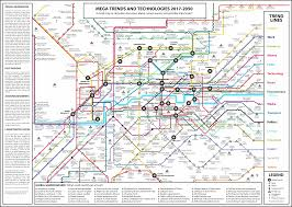 The High Line Map Map Of Global Mega Trends What U0027s Next Top Trends