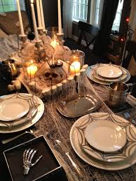 Halloween Entertaining - 189 best halloween table settings images on pinterest happy