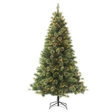 jaclyn smith 6 5 u0027 cashmere carolina spruce tree kmart