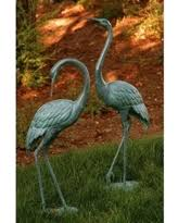 amazing deals on outdoor crane statues