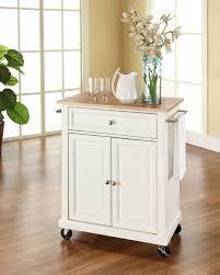 Crosley Kitchen Cart Granite Top Kitchen Room 2017 Crosley Furniture Natural Wood Top Portable