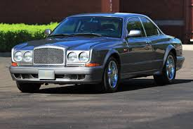 2000 bentley arnage 2000 bentley continental r mulliner coupe sports car market