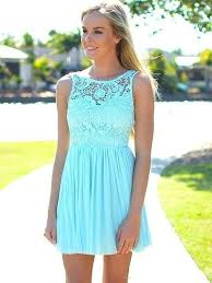 2016 beach coral turquoise lace bridesmaid dress for weddings