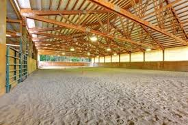 Outdoor Arena Lights by Equestrian Arena Lighting Is Not As Simple As It Seems