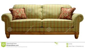 country plaid sofa stock photography image 2555982