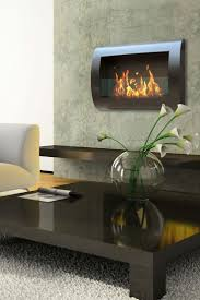 24 best wall mounted fireplaces images on pinterest contemporary