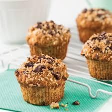 cuisine sans gluten recettes muffins aux bananes et chocolat sans gluten recettes cuisine
