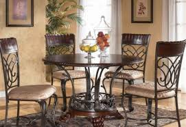 bar awesome round dining room table linens favorite distressed