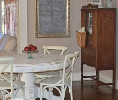 thinking about paint and color continued cottage fix cottage dining room with white painted table