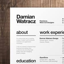 ui design cv 20 best and worst fonts to use on your resume learn