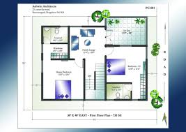 indian house plans for 1500 square feet with master bedroom