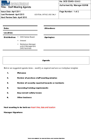 Manager Meeting Agenda Template by Microsoft Meeting Agenda Template Download Free U0026 Premium