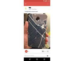 Create Custom Google Map Custom Google Maps Case For Nexus 6 Leaks Google Workshop May