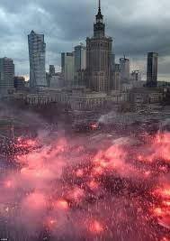 Meaning Of The Polish Flag Poland Defends Far Right March For An U0027islamic Holocaust U0027 Daily