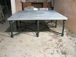coffee table wonderful brass coffee table zinc top rectangular full size of coffee table wonderful brass coffee table zinc top rectangular dining table log