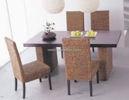 Dining Table With Rattan Chairs Dining Room Incredible Table Rattan Pythonet Home Furniture Wicker