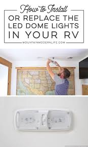 How To Install Lights Under Kitchen Cabinets Best 25 Rv Led Lights Ideas Only On Pinterest Led Cabinet