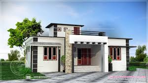 one house 1060 square one storied house kerala home design and floor