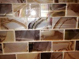 kitchen glass mosaic kitchen backsplash wonderful ideas white tile