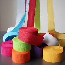 where can i buy crepe paper aliexpress buy 10pcs 100m crepe paper wedding decoration
