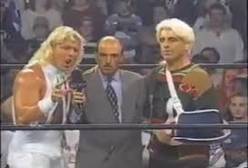Halloween Havoc 1996 Outsiders by Shooting Star Press Has A Blog Wcw Saturday Night November 23 1996