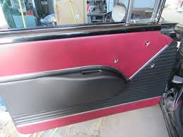 Custom Car Bench Seats Auto Blue Sky Mike U0027s Custom Upholstery