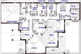 4 bedroom open floor plans 30 open floor plans 4 bedroom house simple single open