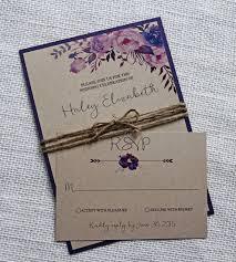Design Of Marriage Invitation Card Best 25 Purple Wedding Invitations Ideas On Pinterest Purple