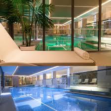 most beautiful swimming pool is in pinzolo livitaly