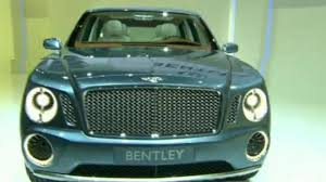 bentley exp 9 f bentley announces its 12 cylinder 650 bhp suv will create a new