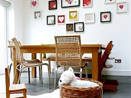 eclectic dining rooms leaf printing on paper eclectic dining room by sarah xfusionx