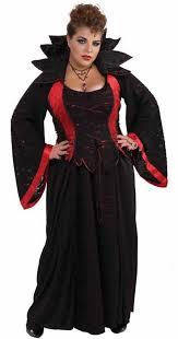 vampire halloween costume plus size women u0027s long vampire costume