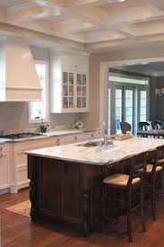 White Cabinets Kitchens Off White Cabinets With Dark Island Same As Our Kitchen Indoor