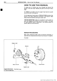 toyota supra 1990 3 g workshop manual