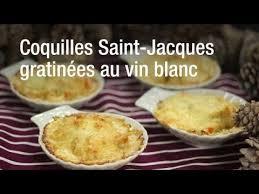 cuisine coquille st jacques coquilles jacques gratinées inratable et délicieuse