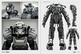Fallout Clothes For Sale Image Art Of Fo4 Power Armor Concept Art Jpg Fallout Wiki