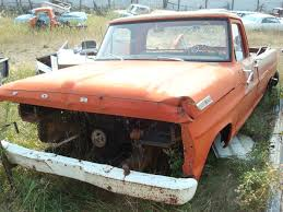 Classic Ford Truck Body Panels - classic car parts montana treasure island