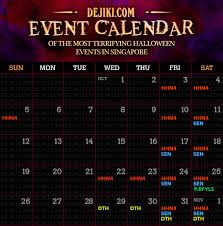 Printable Halloween Calendar 10 Best Images Of Halloween Calendar 2014 Printable Halloween