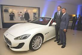 maserati delhi maserati opens their first ever dealership in south india