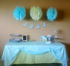 babyshower decorations boy baby shower table decoration ideas fotomagic info